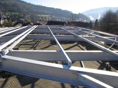 Erich Mächler GmbH - Stahlbau