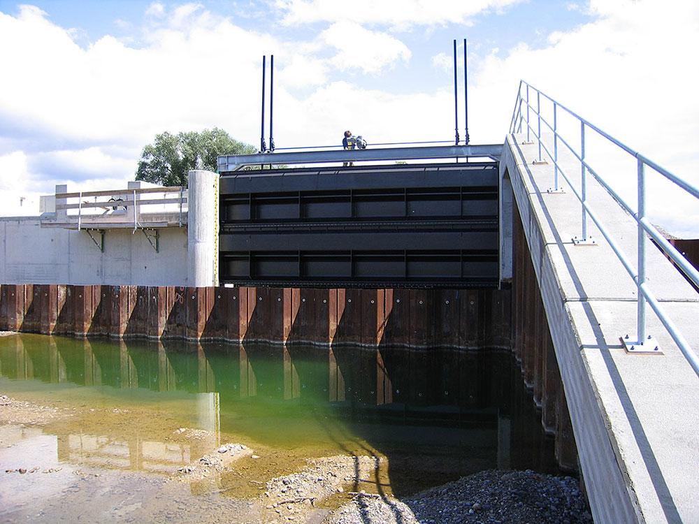 Erich Mächler GmbH - Stahlwasserbau